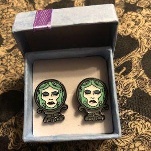 Madame Leota earrings